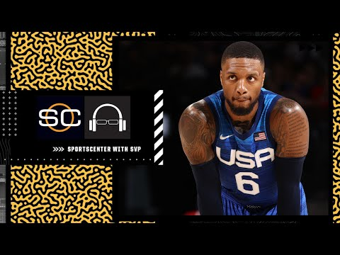Should Team USA be panicking after losing to Australia and Nigeria? | SC with SVP