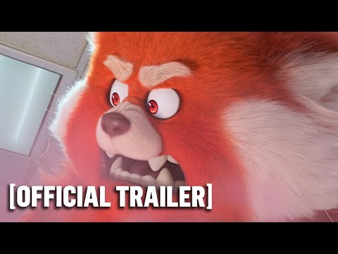 """""""Turning Red"""" Official Trailer"""