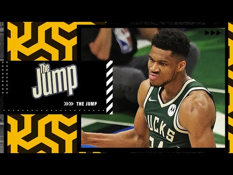 'Giannis Antetokoumpo is the most dominant player in the NBA' – Kendrick Perkins 👀   The Jump