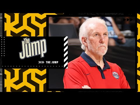 How concerned are you after Team USA's 2nd-straight loss?   The Jump
