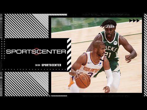 Breaking down how the Suns can take a 3-1 series lead over the Bucks   SportsCenter