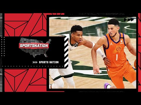 Recapping Game 4: Giannis' block, Devin Booker bounces back and possible missed calls | SportsNation