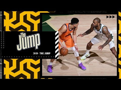 'The Suns have the edge, but the Bucks have the momentum' – Richard Jefferson   The Jump