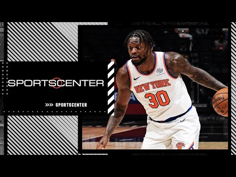 Julius Randle & Tobias Harris are being considered to replace Bradley Beal | SportsCenter