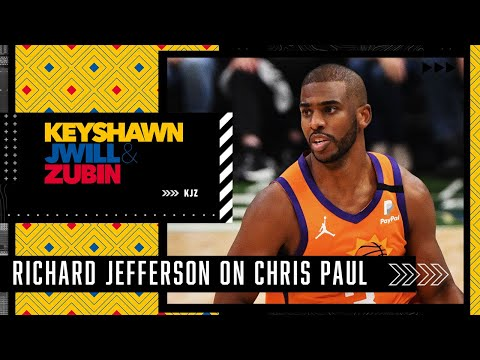 All the pressure is on Chris Paul in Game 5 – Richard Jefferson   KJZ