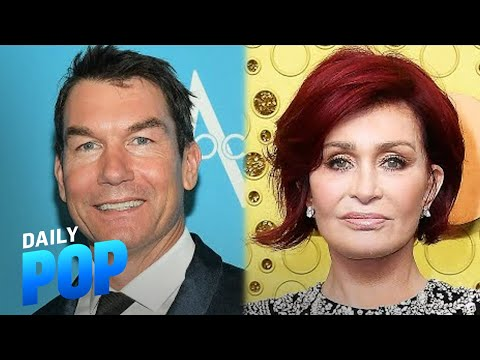 """""""The Talk"""": Sharon's Audio LEAKED Day of Jerry's Debut 