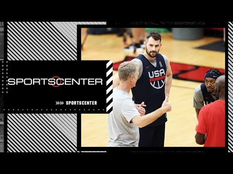 JaVale McGee, Keldon Johnson joining Team USA to replace Bradley Beal and Kevin Love | SportsCenter