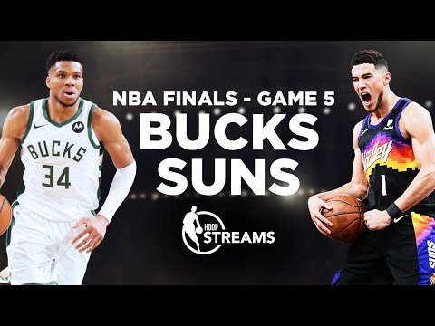 Who will take pivotal Game 5: Bucks or Suns? | NBA Finals Preview | Hoop Streams