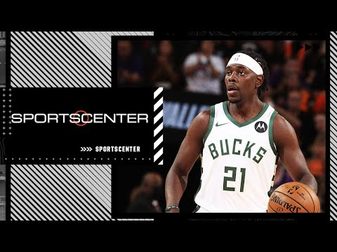 Jrue Holiday carried the Bucks on his back in the Game 5 win – Legler | #NBA Finals | SportsCenter