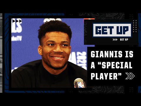 'We haven't seen a player like Giannis … such a special player!' – Richard Jefferson   Get Up