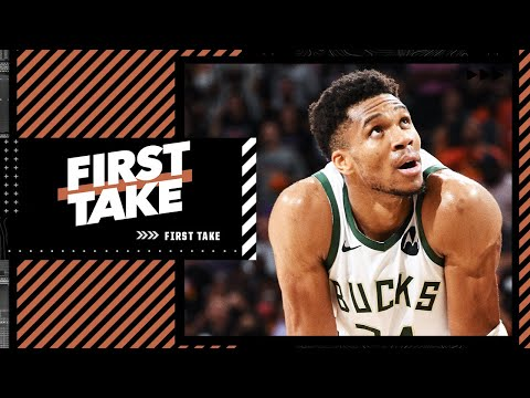 What will the headline about Giannis say if the Bucks win Game 6? | First Take