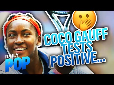 Coco Gauff Tests Positive for COVID & Pulls Out of Tokyo Olympics   Daily Pop   E! News