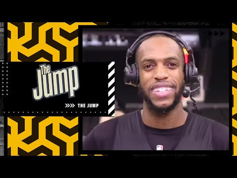 Khris Middleton on what it meant to the team for Giannis to commit before the season | The Jump