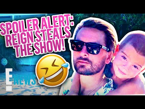Reign Disick Is a Whole Mood on Family Vacation   E! News