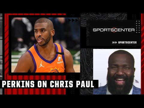 'CP3 needs CPR' – Kendrick Perkins on the Suns and Chris Paul ahead of Game 6 | SportsCenter