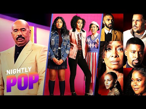 """Family Murder, """"Never Have I Ever"""" & """"The Have Nots"""" Love-Fights – """"Nightly Pop"""" 07/19/21   E! News"""