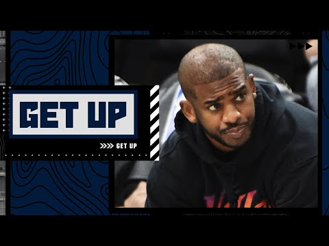 The Suns need the Chris Paul from Games 1 and 2! – Richard Jefferson   Get Up