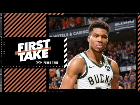 Stephen A. predicts the Bucks will close out the series in Game 6 | First Take