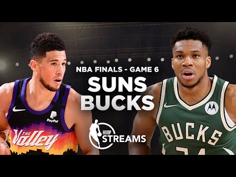 Can the Bucks beat the Suns to win it all? | NBA Finals Preview | Hoop Streams