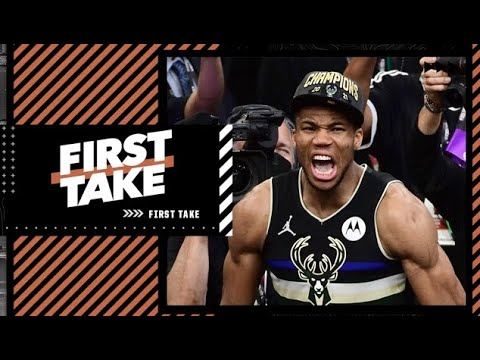 Giannis' closeout game wasn't the best in Finals history – Stephen A. & Max agree   First Take