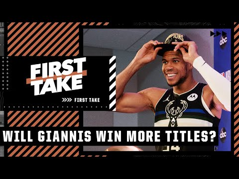 Will Giannis win more titles in Milwaukee? Stephen A. and Max debate   First Take