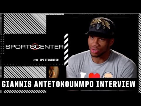 Giannis Antetokounmpo reflects on his journey to becoming an NBA champion   SportsCenter