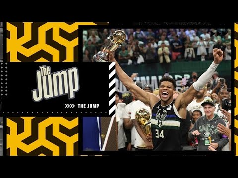 Giannis made the statement that he is the best player in the NBA – Kendrick Perkins   The Jump
