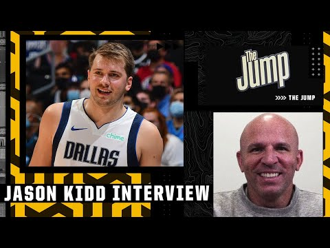 Jason Kidd says his job is to make the game easier for Luka Doncic | The Jump