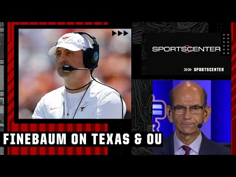 Paul Finebaum on Texas and Oklahoma being linked to the SEC 👀 | SportsCenter
