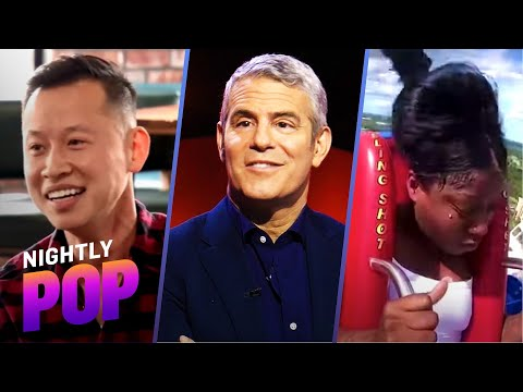 """""""MAFS"""" Premiere, """"Ex-Rated"""" With Andy Cohen & Slingshot Wig Fail"""