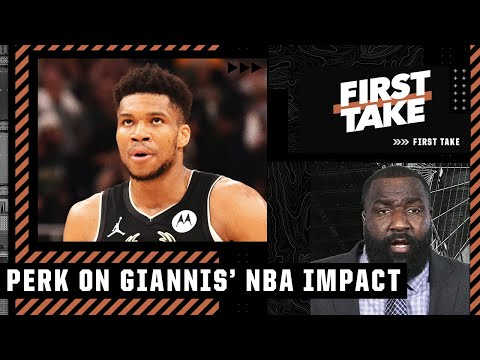 You're a 'BONAFIDE HATER' if you aren't a fan of Giannis, CARRY ON! – Perk sounds off   First Take