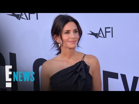 """Courteney Cox's Reunion Emmy Nom Isn't What She Was """"Looking For"""" 