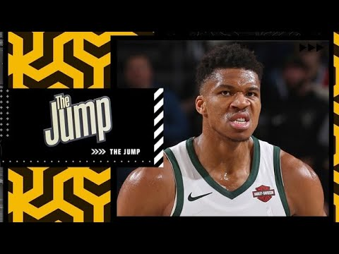 Is Giannis the best player in the league? The Jump debates