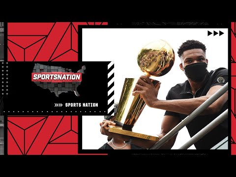 The best moments from the Bucks' championship parade | SportsNation