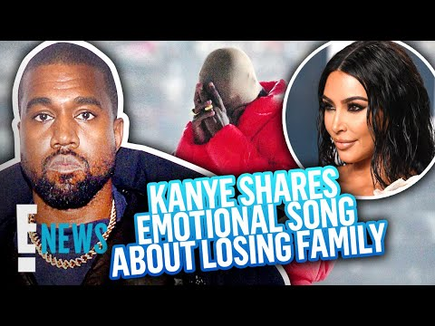 Kanye West Sings Emotional Song About Losing Family   E! News