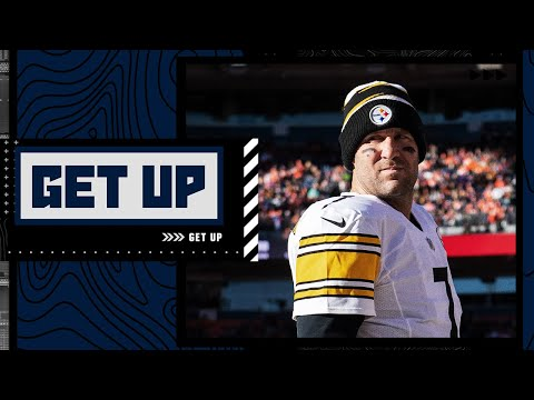 Does Ben Roethlisberger still have what it takes to lead the Steelers to success? | Get Up