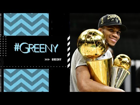 Does Giannis deserve more credit for winning a championship without a superteam?   #Greeny