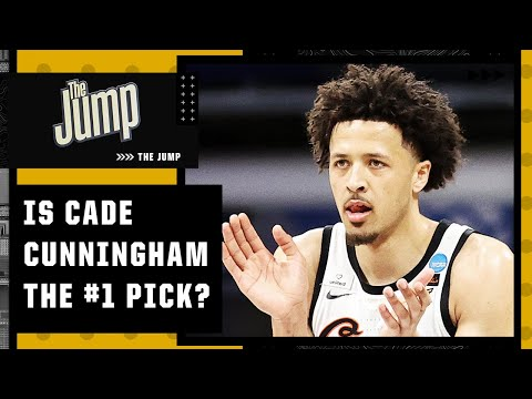 'Cade Cunningham is the clear-cut No. 1 pick and the best prospect' – Mike Schmitz   The Jump