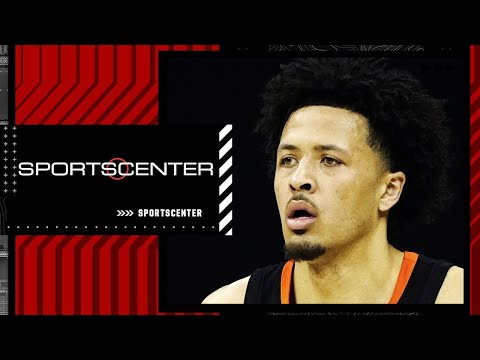 I would take Cade Cunningham first overall '10 out of 10 times'! – Mike Schmitz | SportsCenter