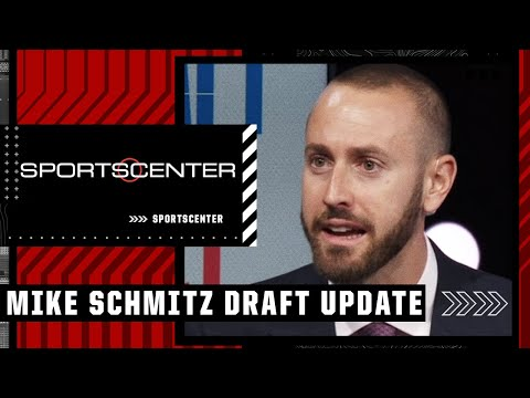 Mike Schmitz NBA Draft update: Who's in contention for No. 1? Who's rising? | SportsCenter