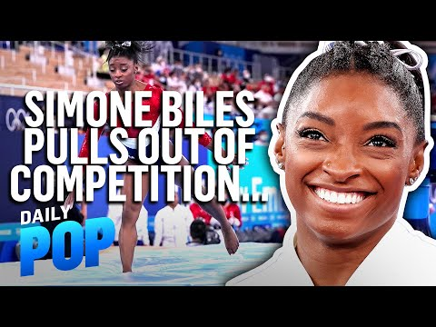 Simone Biles Pulls Out of Team Competition at Tokyo Olympics   Daily Pop   E! News