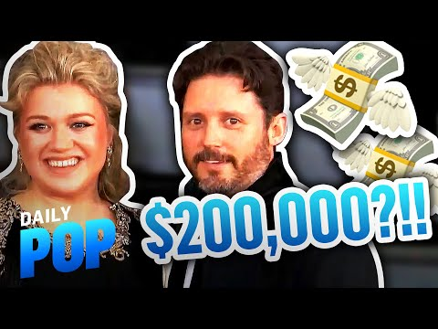 Kelly Clarkson to Pay Ex-Husband $200K Monthly & More | Daily Pop | E! News