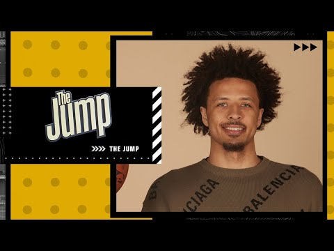 Cade Cunningham says his 'welcome to the NBA moment' will be playing LeBron James | The Jump