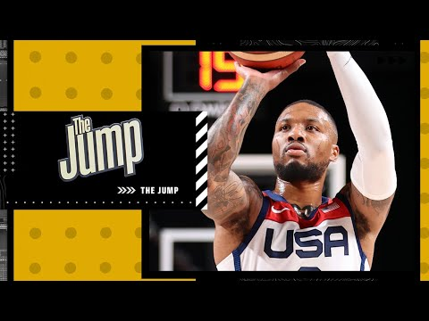 'Team USA is the best team and we should win' – Zach Lowe   The Jump