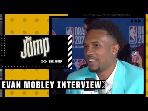 Evan Mobley says he is well prepared and set for the league   The Jump