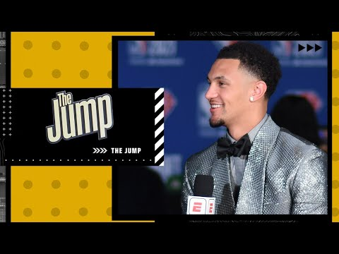 Jalen Suggs on what it means to be a part of the 2021 #NBADraft | The Jump
