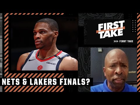 Kenny Smith says he wouldn't just assume the Lakers & Nets will make the Finals | First Take