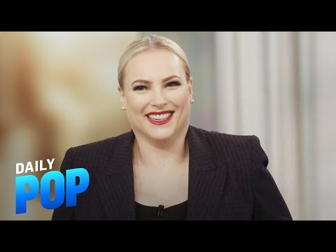 """Meghan McCain Leaving """"The View"""" After 4 Seasons 