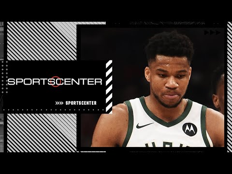 Giannis ruled out for Game 5 of the Eastern Conference finals   SportsCenter
