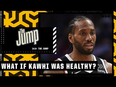 Perk isn't convinced a healthy Kawhi could have led the Clippers to the Finals   The Jump